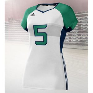 Adidas Mi Team Volleyball 17 womens Capped Sleeve jersey