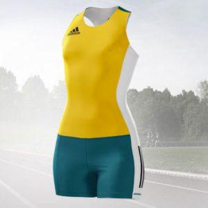 Adidas Mi Team Track And Field Speed Suit